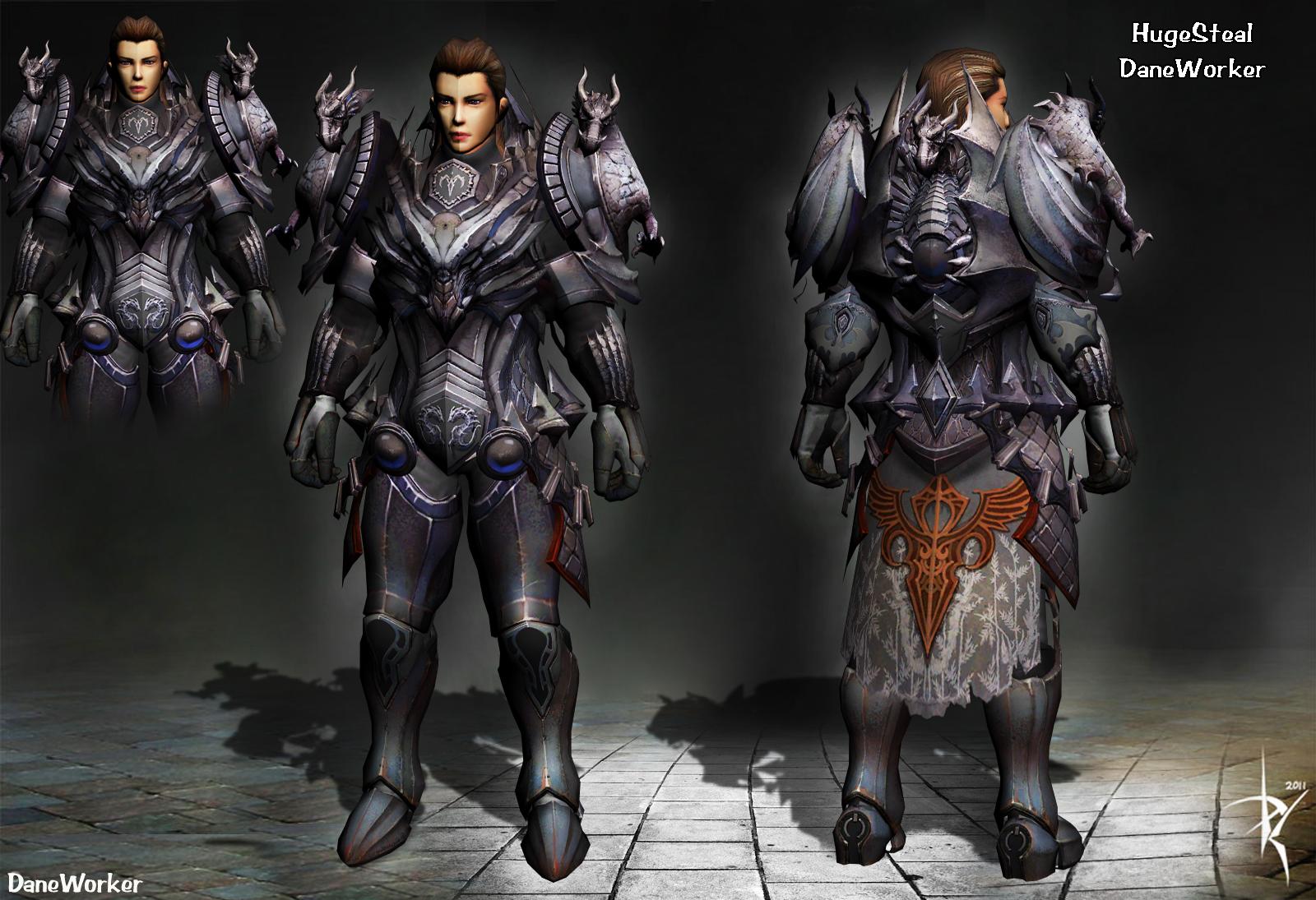 metin2, 3d metin2, costumes metin2, metin2 3d models, metin2 armor, metin2 de, metin2 models, daneworker,